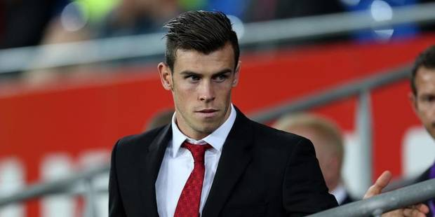 Le maillot de Bale mis en vente par erreur... au Real Madrid ! - La DH