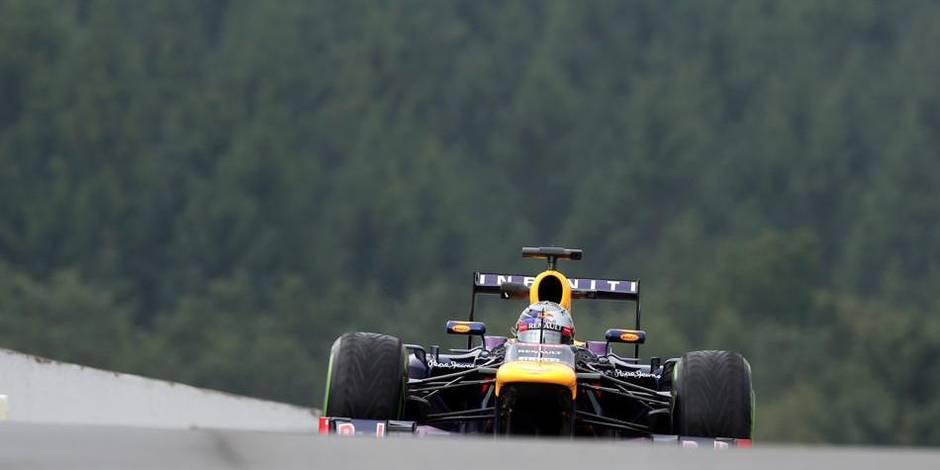 GP de Belgique: relisez le chat avec notre spécialiste F1
