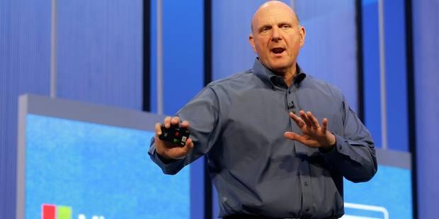 Le patron de Microsoft va quitter ses fonctions - La DH