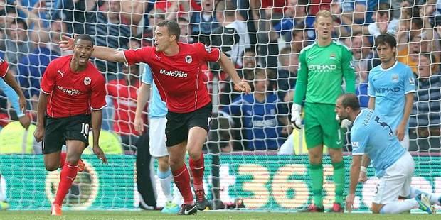 Premier League: City surpris par Cardiff, Tottenham assure - La DH