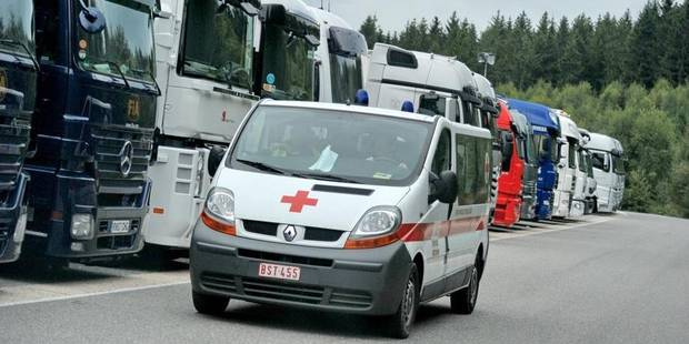 500 secouristes sur le circuit - La DH