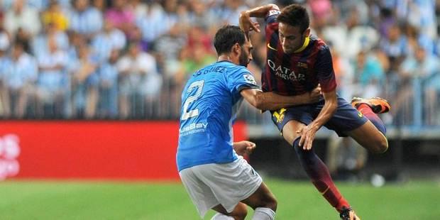 Neymar agace - La DH