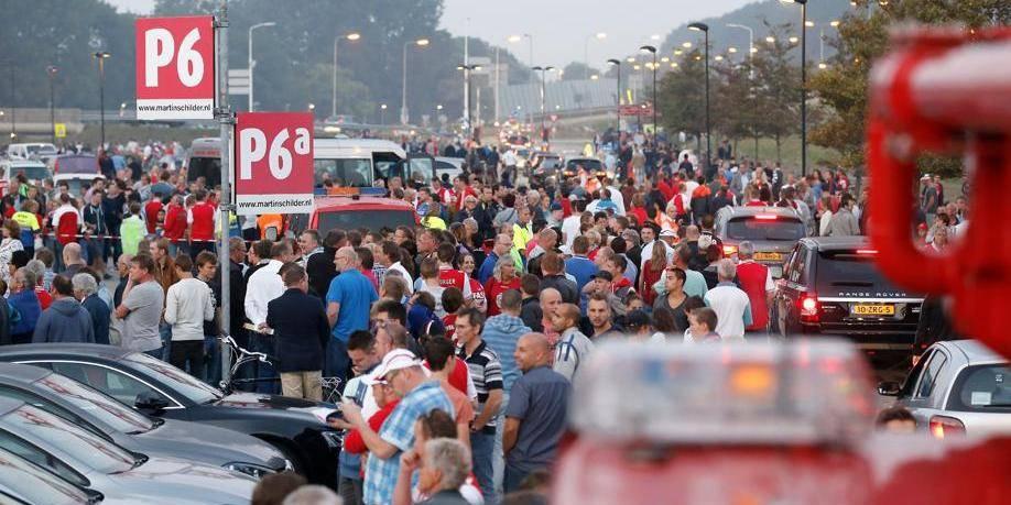 Europa League : le match de l'AZ face à Atromitos définitivement arrêté pour un incendie