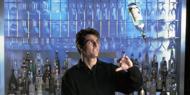 Barman, la profession la moins payée - La DH