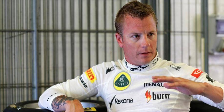 Kimi Raikkonen aurait signé chez Ferrari