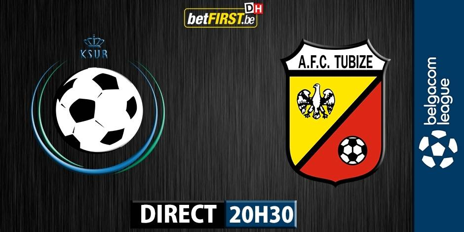 Roulers - Tubize : 3-3
