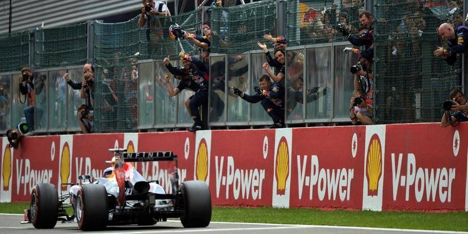 Formule 1: le Mexique se rapproche, le New Jersey s'éloigne en 2014