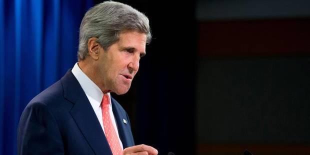 Syrie: Obama réunit son équipe de sécurité, déclaration solennelle de Kerry - La DH