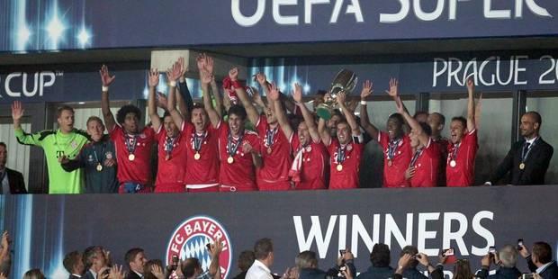 Le Bayern remporte la Supercoupe aux tirs au but (2-2, 5-4 tàb) - La DH