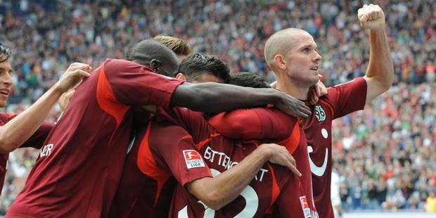 Bundesliga: large victoire pour Pocognoli et Hanovre face à Mayence - La DH
