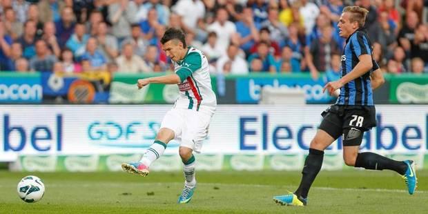 Jupiler Pro League : le Polonais Waldemar Sobota rejoint pour 4 ans le FC Bruges - La DH