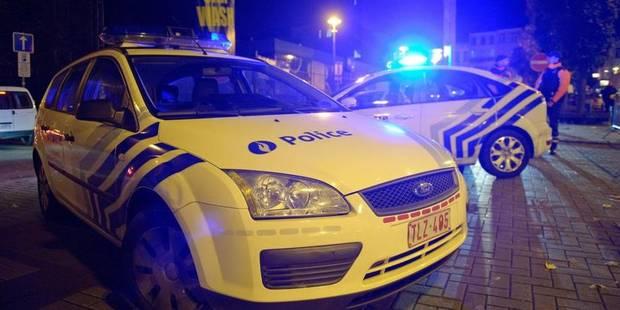 Liège: Trois Serbes en flagrant délit de vol - La DH