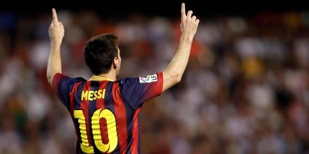 Messi marque trois fois, Postiga fait le show - La DH