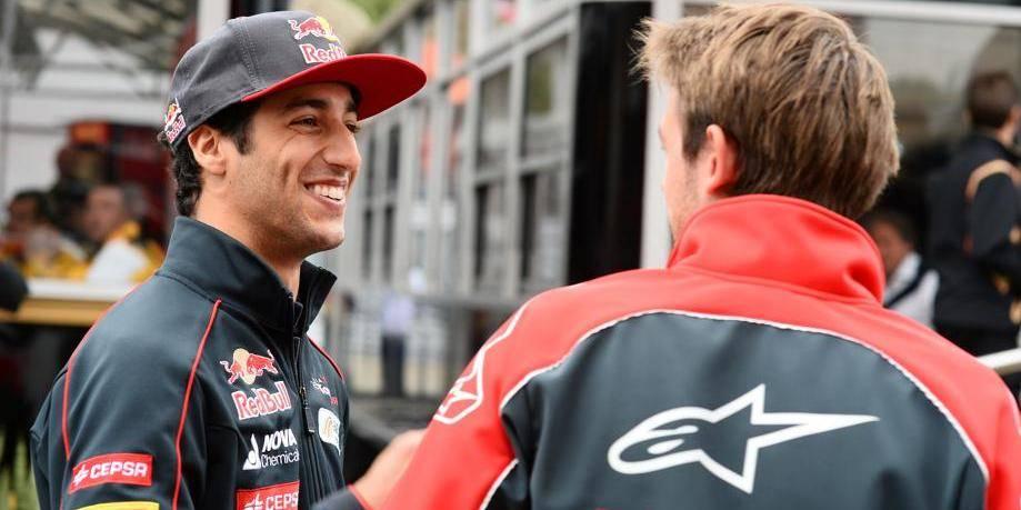 Red Bull: Daniel Ricciardo remplace Mark Webber