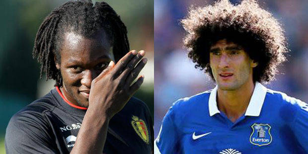 Mercato bouclé : Lukaku prêté à Everton, Fellaini est Mancunien !