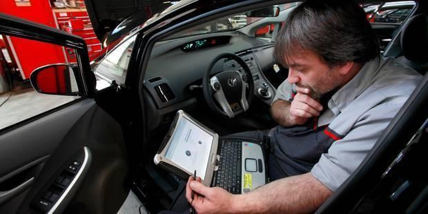 Toyota rappelle 900 Lexus en Belgique - La DH