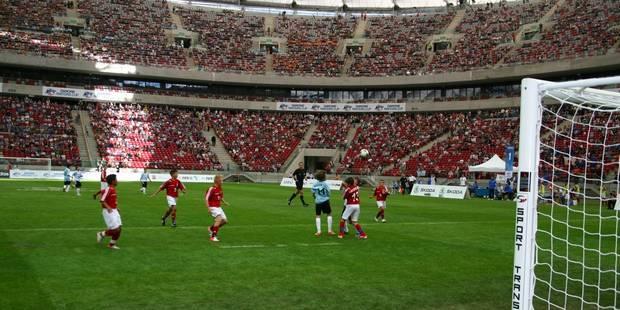 La Belgique présente à la Danone Nations Cup - La DH