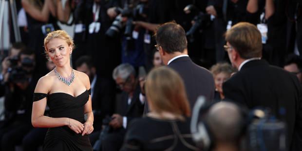 Scarlett Johansson va se marier - La DH