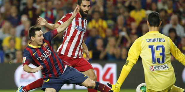 Thibaut Courtois, priorité du Barça ! - La DH