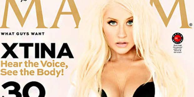 Christina Aguilera envoie du lourd - La DH
