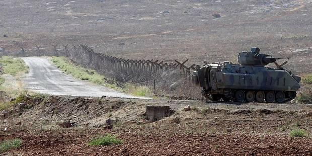 Attaque en Syrie: la Turquie se prépare déjà... - La DH
