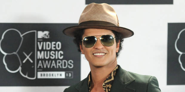 Bruno Mars chantera au Super Bowl - La DH