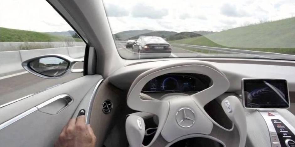 Les voitures-robots existent déjà !