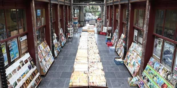 La galerie Bortier redynamisée - La DH