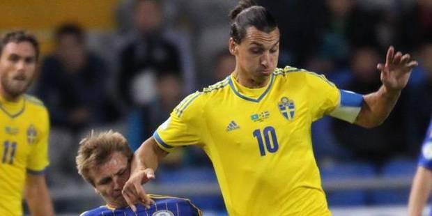 Zlatan fait parler la poudre après 27 secondes, RVP régale - La DH
