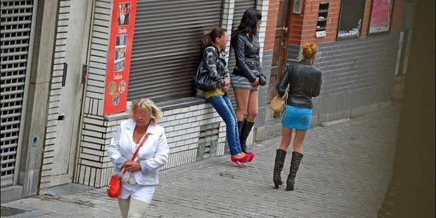 Quelle place pour la prostitution � Charleroi ?