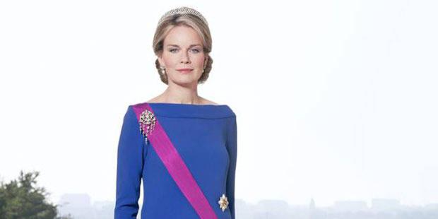 """Mathilde: Ne lui dites plus """"Madame"""", mais """"Majesté"""" - La DH"""