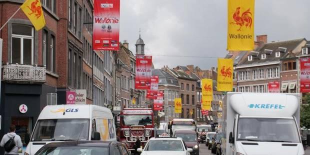 Namur passe en mode piétonnier - La DH