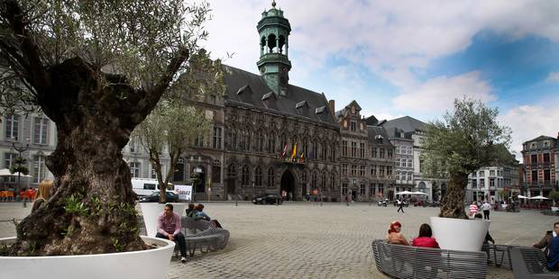 La circulation dans le centre-ville de Mons perturbée ce mardi - La DH