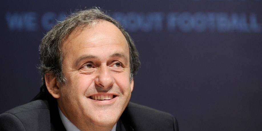 """Présidence FIFA: Platini décidera """"lors ou après le Mondial 2014"""""""