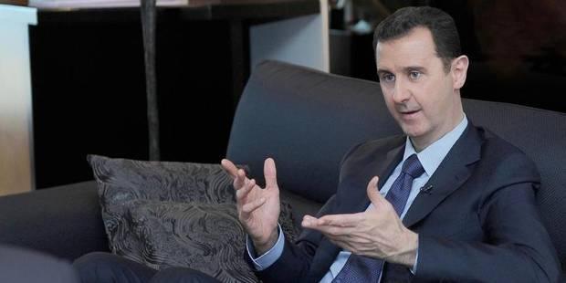 Les rebelles possèdent missiles et gaz sarin, affirme un haut responsable syrien - La DH