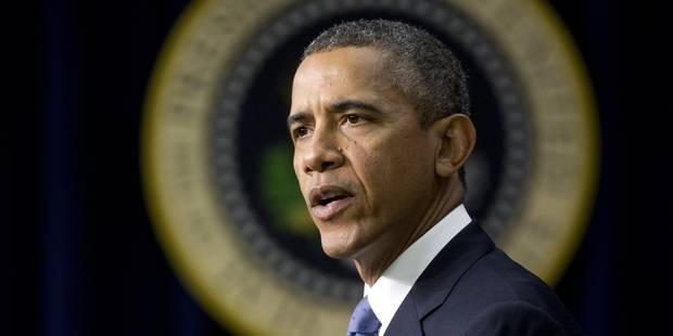 Obama appelle le Congrès américain à agir après la fusillade de Washington - La DH