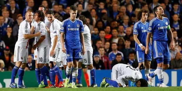 L'Atletico de Courtois bat le Zenit de Witsel et Lombaerts, Chelsea surpris à domicile - La DH