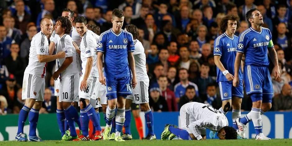 L'Atletico de Courtois bat le Zenit de Witsel et Lombaerts, Chelsea surpris à domicile