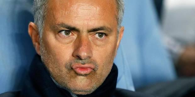 """Jose Mourinho: """"Une équipe pas encore mature"""" - La DH"""