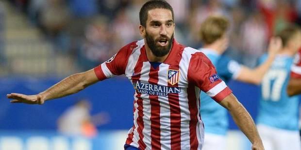 Turan prolonge à l'Atletico Madrid jusqu'en 2017 - La DH