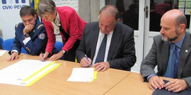 La charte SAVE est signée - La DH