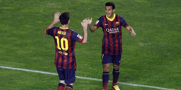 Liga: le Barça et Pedro corrigent le Rayo - La DH