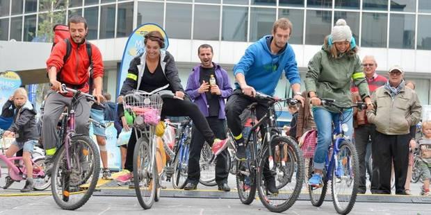 Dimanche sans voitures: vivre la ville à pleins poumons - La DH