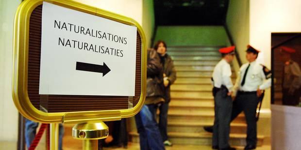 Naturalisations: à peine 1.775 nouveaux Belges cette année - La DH