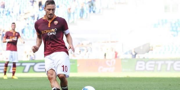 Francesco Totti, le capitaine éternel - La DH