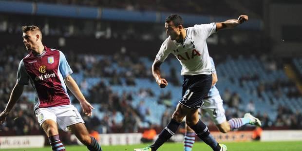 Premier but de Nacer Chadli pour Tottenham! - La DH
