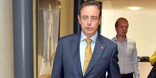 """De Wever: """"Une prison belge au Maroc"""" - La DH"""