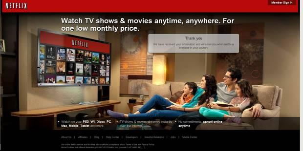 Netflix va-t-il débarquer sur vos écrans ? - La DH