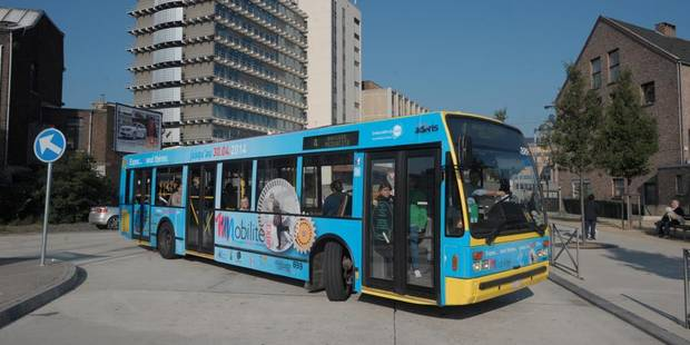 Un bus et six expos - La DH