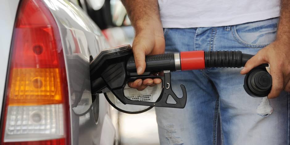 Baisse du prix de l'essence dès jeudi
